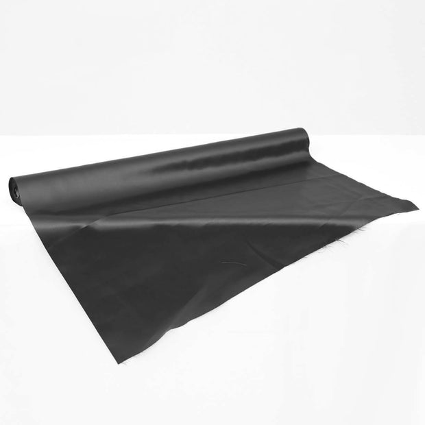 Satin Fabric Roll - Black