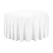 White Round Tablecloth (320cm)
