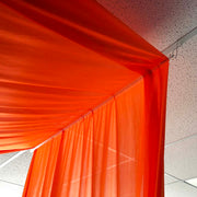 Acrylic Tube For Ceiling Draping