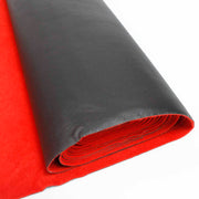 Aisle Runner / Red Carpet - 8m Length Backing material