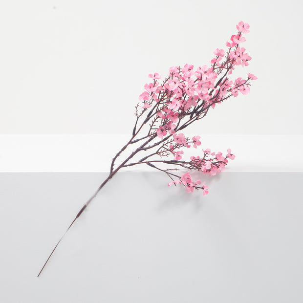 Small Cherry Blossom Branch - Pink (50cm)