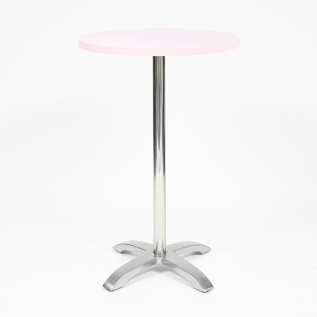 Cocktail Table Toppers in Light Pink