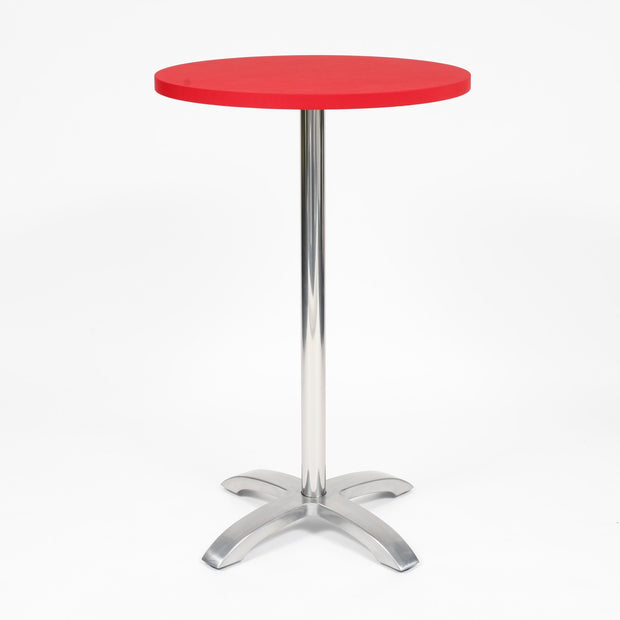 Red Cocktail Table Cover