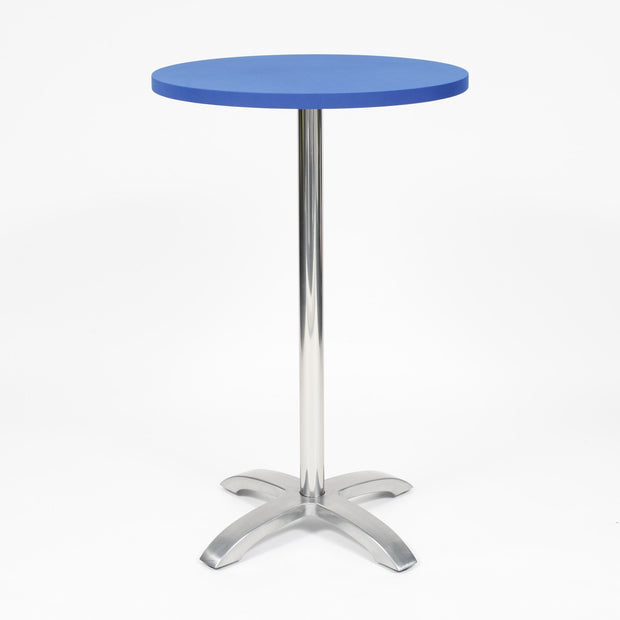 Blue Cocktail Table Cover
