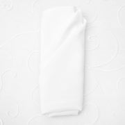 Cloth Napkins - White (50x50cm)