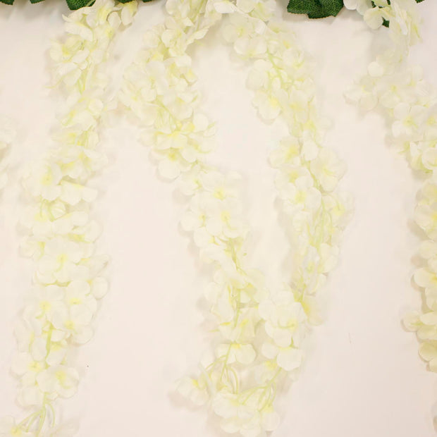 Floral Garland wisteria