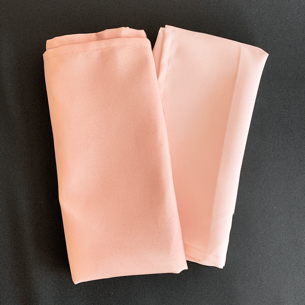 Cloth Napkin - Light Pink Party Pack