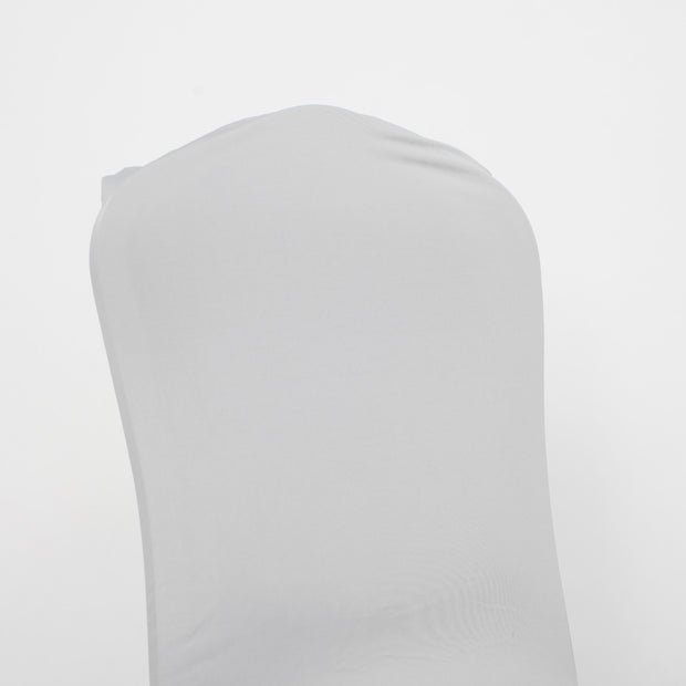 Lycra Chair Covers (Toppers) - Silver Back