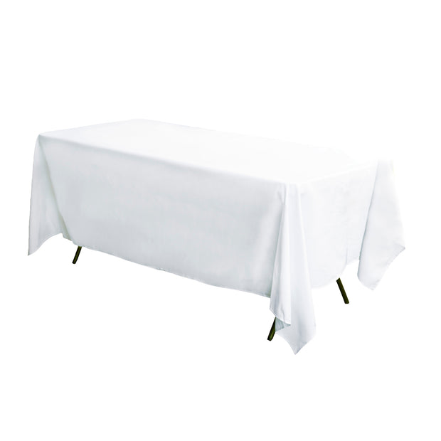 RECTANGLE-WHITE-153x320cm Tablecloth
