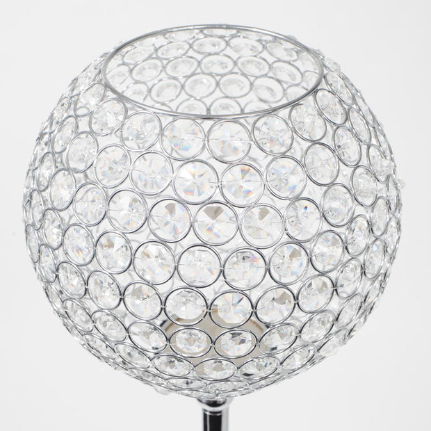 Crystal Ball Holder close up