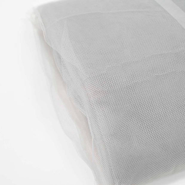 Large Tulle Fabric Roll - Silver (1.6mx36m) All