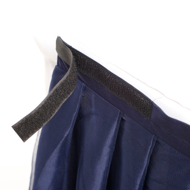 Navy Blue Tulle Tutu Skirting