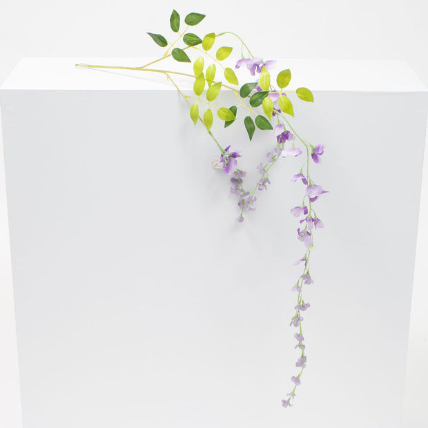 Medium Premium Wisteria Stems - Purple (1.2m)
