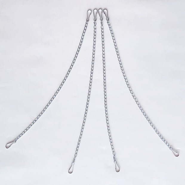 Chains and Clips for Ceiling Decoration Rings