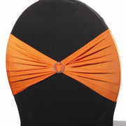Lycra Chair Bands - Orange
