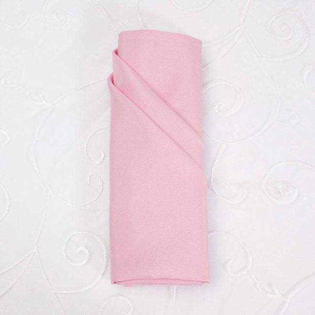 Cloth Napkins - Light Pink (50x50cm)