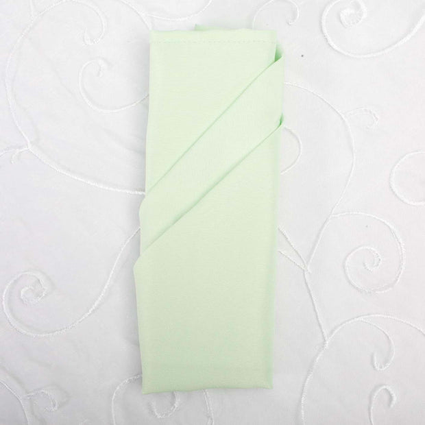 Cloth Napkins - Mint (50x50cm)