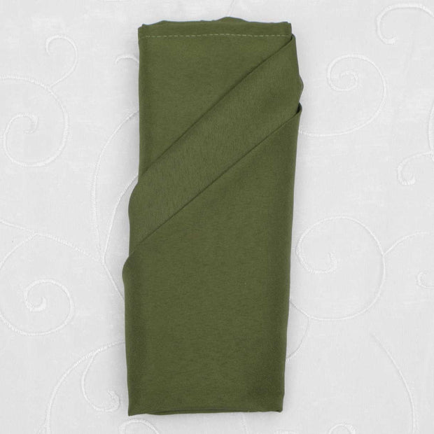 Cloth Napkins - Olive Green (50x50cm)