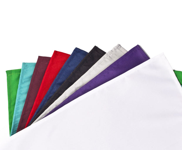 Cloth Napkins - Purple (50x50cm) Colour Options
