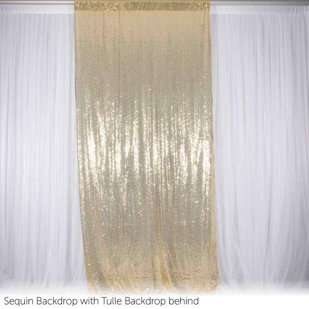 Backdrop Stand Set For 3x3m Backdrop - Deluxe *BEST VALUE*