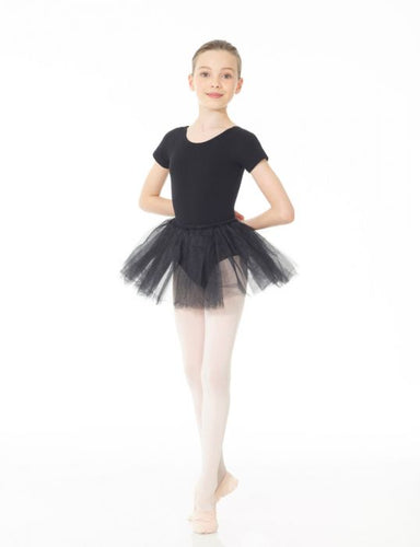 Mondor Multi Layered Tutu For Child in Black