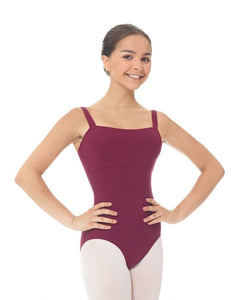 Mondor Empire Waist Matrix Leotard in Renaissa