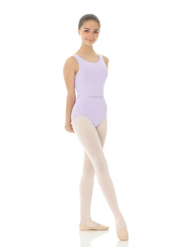 Mondor Royal Academy Of Dance Sleeveless Tank Leotard in Lilac