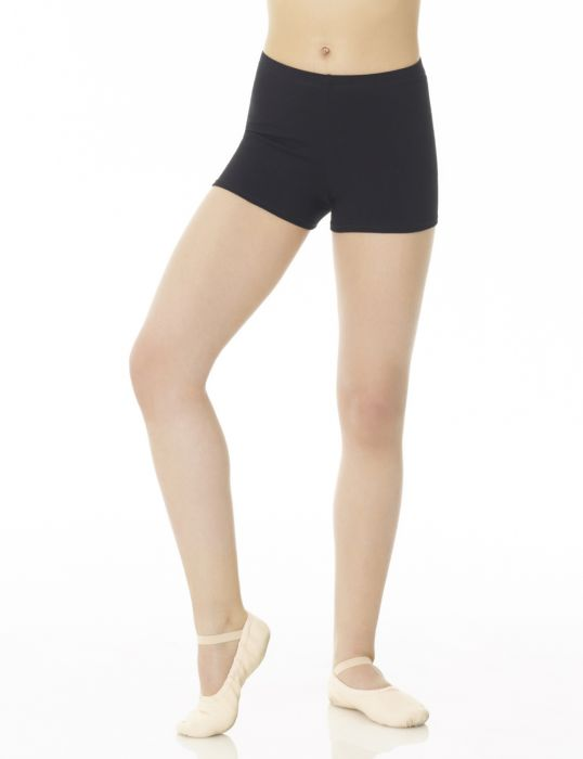 Mondor Studio 55 Cotton Short in Black