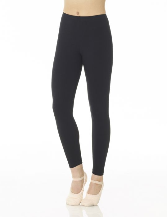Mondor Studio 55 Cotton Leggings in Black