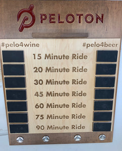 Here is another Peloton PR tracker with different Peloton leaderboard names