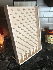 Wooden plinko game for trade shows and promotion