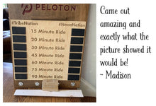 Load image into Gallery viewer, Madison reviewed her Peloton PR tracking leaderboard