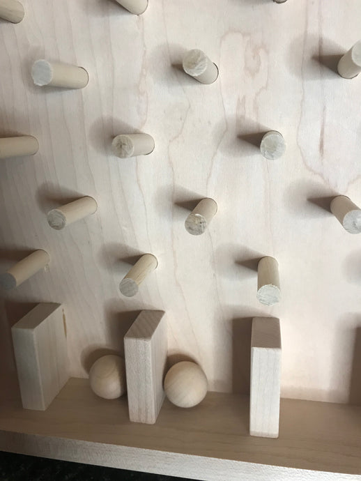 Extra Wooden Balls for Plinko Board / Drinko Game