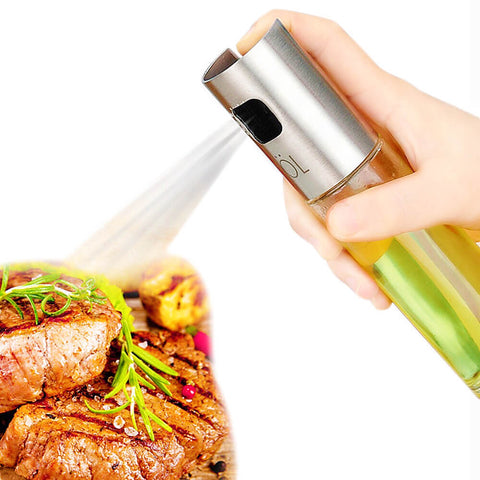 Calorie Reduction Spray Bottle in Glass - Spray Bottle - Slim Cuisine