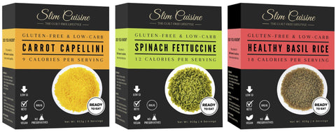 Low-Calorie Variety Collection (NEW) - Variety Collection - Slim Cuisine
