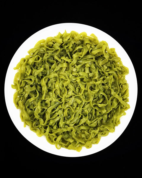 Low-Calorie Spinach Fettuccine (NEW) - Pasta - Slim Cuisine