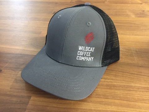 Hat - Grey/Black