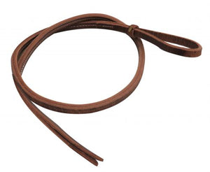 Harness Leather Over & Under Whip