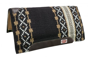 "34""x36"" Wool Saddle Pad with Memory Felt Back"