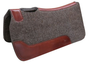 "24""x24"" Mohair Pony Saddle Pad"