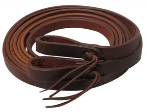 Heavy Oiled Leather Split Reins