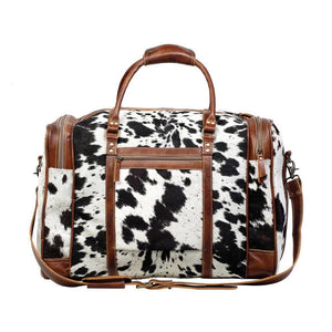 Grand Hairon Traveler Bag