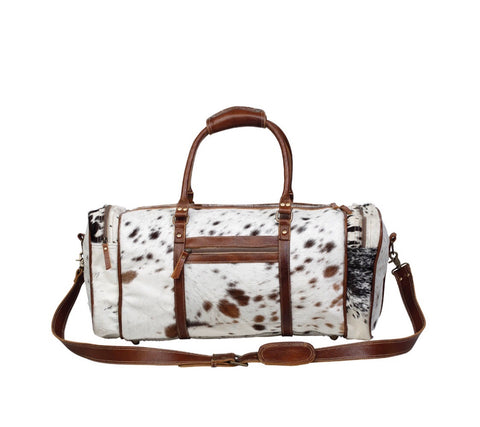 Amore Hairon Duffle / Travel Bag