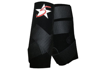 5 Star Patriot Neoprene Sport Boots- Rear