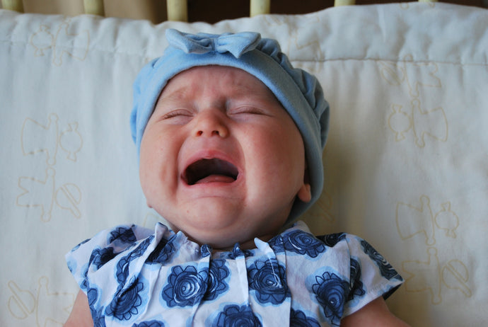 Five Tips To Use To Get Your Baby To Stop Crying