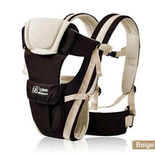 Load image into Gallery viewer, Secure and Comfortable Baby Carrier Beige / China Baby Carrier zelnaga.myshopify.com AllAboutBB AllAboutBB