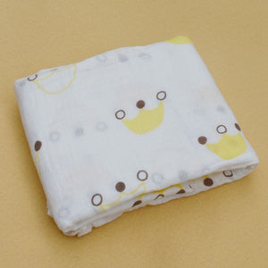 Cotton Muslin Baby Blanket Swaddle Crown Swaddle zelnaga.myshopify.com AllAboutBB AllAboutBB