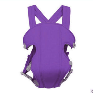 Adjustable Baby Toddler Safety Carrier Purple Baby Carrier zelnaga.myshopify.com AllAboutBB AllAboutBB