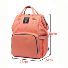 Load image into Gallery viewer, No Frills Baby Diaper Backpack  Diaper Bags zelnaga.myshopify.com AllAboutBB AllAboutBB