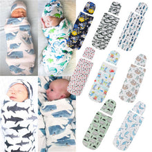Load image into Gallery viewer, Sweet Dream Toddler Baby Sleeping Bag (2 pcs)  Swaddle zelnaga.myshopify.com AllAboutBB AllAboutBB